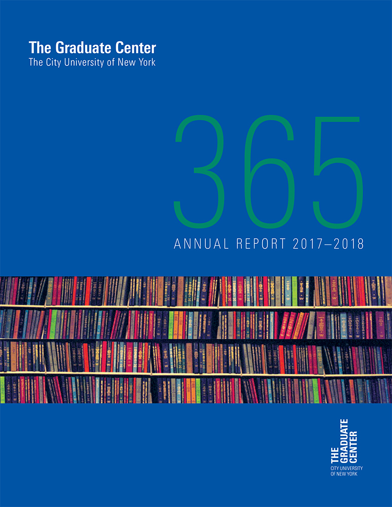 2018 Annual Report - cover thumbnail